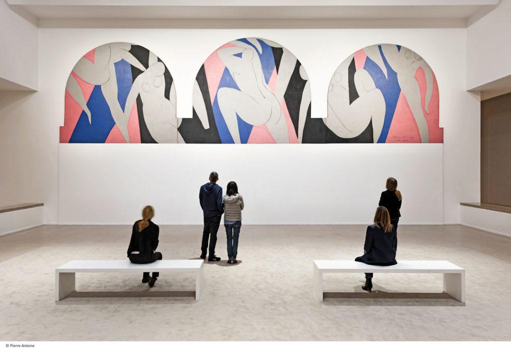 La salle Matisse
